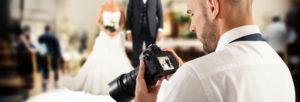 Reportage photographique d'un mariage